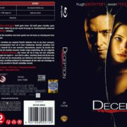 Deception (2008) R2 Blu-Ray Dutch Custom Cover