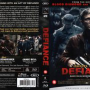 Defiance (2008) R2 Blu-Ray Dutch Cover