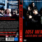 Lost Memory – Killer ohne Erinnerung (2003) R2 German Custom Cover & Label
