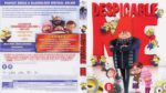 Despicable Me (2010) R2 Blu-Ray Duch Cover