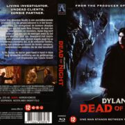 Dylan Dog Dead of Night (2010) R2 Blu-Ray Dutch Cover
