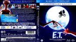 E.T. the Extra-Terrestrial (1982) R2 Blu-Ray Dutch Cover