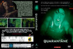 Quarantäne (2008) R2 GERMAN Custom DVD Covers