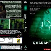 Quarantäne (2008) R2 GERMAN Custom DVD Covers