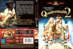 Quatermain 2 – Auf der Suche nach der geheimnisvollen Stadt (1987) R2 GERMAN DVD Cover