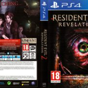 Resident Evil Revelations 2 (2015) German PS4 Cover