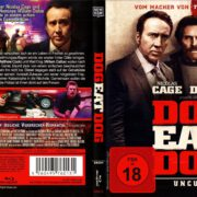 Dog Eat Dog (2017) R2 German Blu-Ray Cover