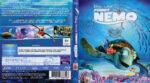 Findet Nemo (2013) R2 German Blu-Ray Cover