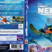 Findet Nemo (2013) R2 German Blu-Ray Cover