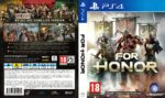 For Honor (2017) German PS4 Cover