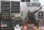 Homefront The Revolution (2016) FR NL Custom PC Cover & Labels