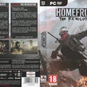 Homefront The Revolution (2016) FR NL Custom PC Cover & Labels