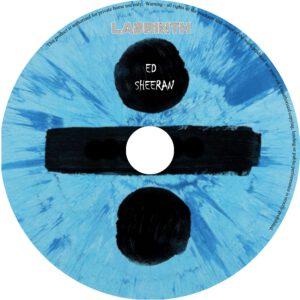 Ed Sheeran divid...X Album Cover Ed Sheeran