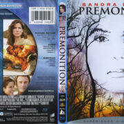 Premonition (2007) R1 Blu-Ray Cover & Label