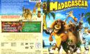 Madagascar (2005) R2 German Cover & Label