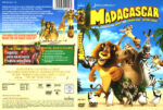 Madagascar (2005) R2 German Cover & Label