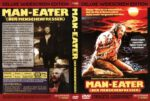 Man-Eater – Der Menschenfresser (1980) R2 German Cover & Label