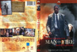 Mann unter Feuer (2004) R2 German Cover & Label