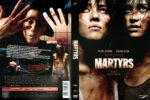 Martyrs (2008) R2 German Cover & Custom Label