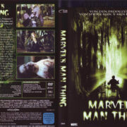 Marvels Man Thing (2005) R2 German Cover & Label