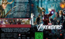 The Avengers (2012) R2 German Custom Cover & Label