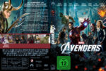 The Avengers (2012) R2 German Custom Cover & Label
