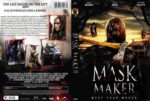 Mask Maker (2011) R2 German Cover & Custom Label