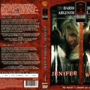 Masters of Horror 2 – Jenifer Deer Woman (2005) R2 German Cover & Label