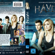 Haven Staffel 3 (2012) R2 German Custom Cover & Labels