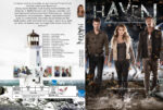 Haven Staffel 4 (2013) R2 German Custom Cover & Labels