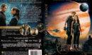 Jupiter Ascending (2015) R2 German Custom Cover & Label