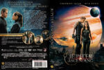 Jupiter Ascending (2015) R2 German Custom Cover & Label