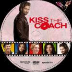 Kiss the Coach (2012) R2 German Custom Label