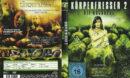 Körperfresser 2 - Die Rückkehr (2007) R2 German Cover & Label