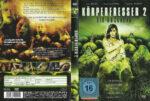 Körperfresser 2 – Die Rückkehr (2007) R2 German Cover & Label