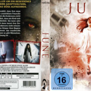 June (2015) R2 German Custom Blu-Ray Cover & Label