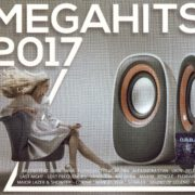 Megahits 2017 (2017) CD Cover & Labels