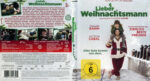 Lieber Weihnachtsmann (2014) R2 German Blu-Ray Cover & Custom Label