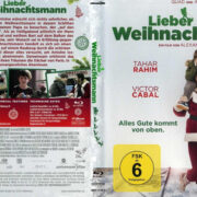 Lieber Weihnachtsmann (2014) R2 German Blu-Ray Cover & Custom Label