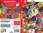 Super Bomberman R (2017) NINTENDO SWITCH French Cover