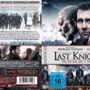 Last Knights - Die Ritter des 7. Ordens (2015) R2 German Custom Cover & Label