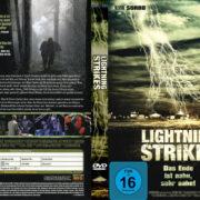 Lightning Strikes (2009) R2 German Cover & Label