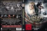London Falling (2014) R2 German Custom Cover & Label