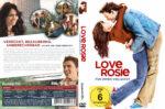 Love, Rosie – Für immer vielleicht (2014) R2 German Custom Cover & Label