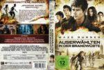 Maze Runner 2 – Die Auserwählten in der Brandwüste (2015) R2 German Custom Cover & Label