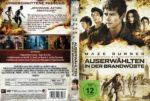 Maze Runner 2 – Die Auserwählten in der Brandwüste (2015) R2 German Custom Cover & Label