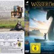 Mein Freund, Der Wasserdrache (2007) R2 German Custom Cover & Label