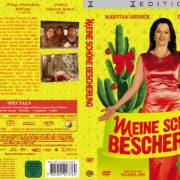 Meine Schöne Bescherung (2007) R2 German Custom Cover & Label