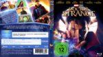 Doctor Strange (2016) R2 German Custom Blu-Ray Cover