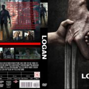 Logan (2017) R0 CUSTOM Cover & Label